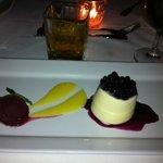 Ginger Mousse & Lemon Cream