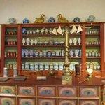An old chemist shop