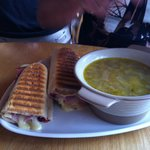 soup & panini