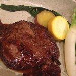 Steak for dinner - Tender!