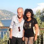 Saluti da Stefano e Silvana
