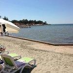 семейный пляж
