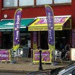 Penzance shop on the Wharfside