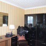 Camera spaziosa e dotata di ogni comodità