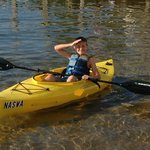 Danny the kayaker!