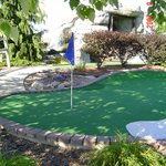 Waterfalls, streams, & fountains enhance your round!