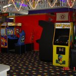 Quarter games new & classic in our air-conditioned arcade!