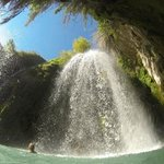 Belle cascade