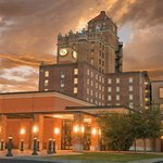 Located in the historic Marcus Whitman Hotel