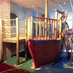 Play area at Smugglers Bar and Grill