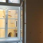 Windows of suite 109