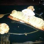 Exquisita tarta de manzana