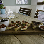 Antipasti plank - evening menu 6-8pm