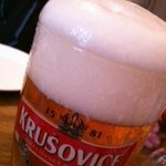 Nice glass of beer
