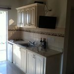 Kitchenette in your room
