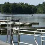 Boat Ramp and Boaters
