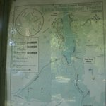 Map of Rock Creek Regional Park & Lake Needwood