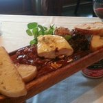 Fresh Burrata Board