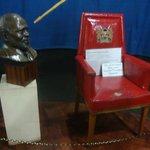 Jomo Kenyatta's Presidential Chair