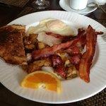 Desayuno Costa D´ Este