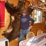 Me with the Bear