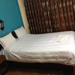 Shree Tibet delux room!!!