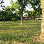 parco antistante abitazione