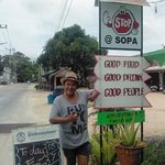 Sopa the best cook