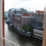 View of the canal from room