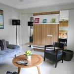 Semi-private living space