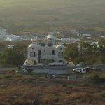 kiklamino vista dalla chiesetta
