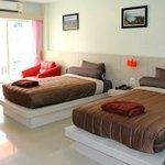 Superior Room Twin Single Bed