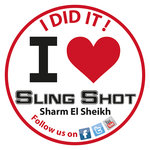 I love Sling Shot Sharm El Sheikh