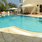 χώρος πισίνας
