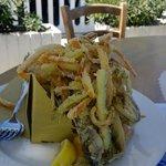 frittura mista dell'adriatico