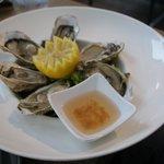 une des 3 possibilités d'entrée du menu de la mer