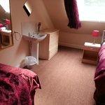Yarrow twin bedroom