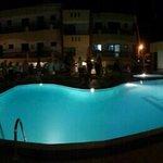 greek night at the irene