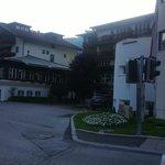 piazzale esterno Hotel