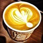 Latte to go! ☕
