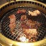 in table grill