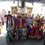 All the piratey pirates