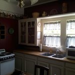"Cute kitchen in the ""Evangeline"""