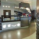 Cili Pica. Olimpia shopping center. Riga
