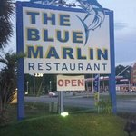 The Blue Marlin, Southport, NC