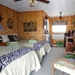 Safari Room/ 2 queen beds