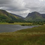 Buttermere - this was taken on the walk that Rod suggested