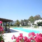 Badessa - La piscina