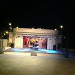 Roman theater show: Tanoura show