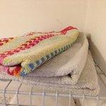 Towels at Casa 69